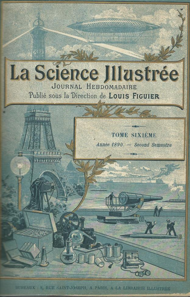 La science illustrée