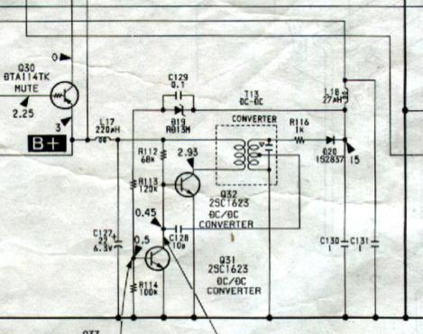 ICF-SW700 Schéma conv.